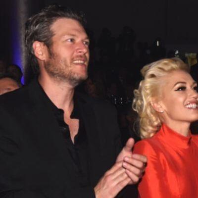 Gwen Stefani Blake Shelton Secretly Married
