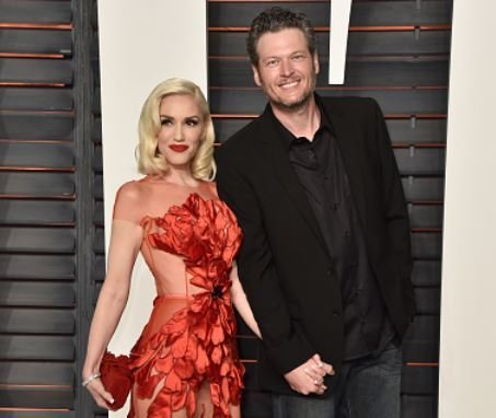 Gwen Stefani Pregnant Married