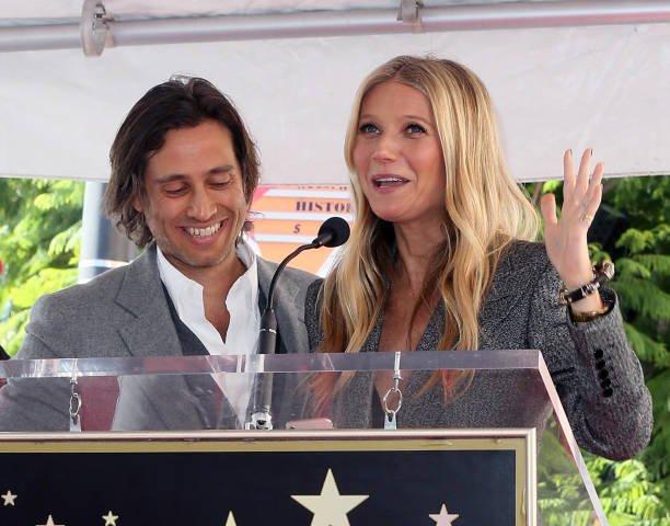 Gwyneth Paltrow Brad Falchuk Marriage Trouble