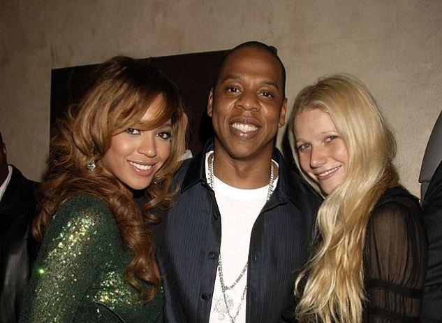 Gwyneth Paltrow Jay-Z Affair