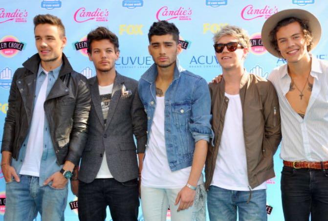 Harry Styles Zayn Malik One Direction