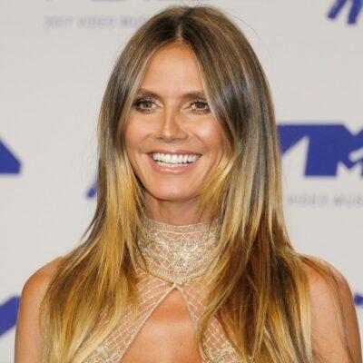 Heidi Klum at 2017 MTV Video Music Awards