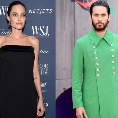 HollywoodLife Angelina Jolie Jared Leto
