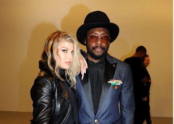 HollywoodLife Fergie Black eyed Peas