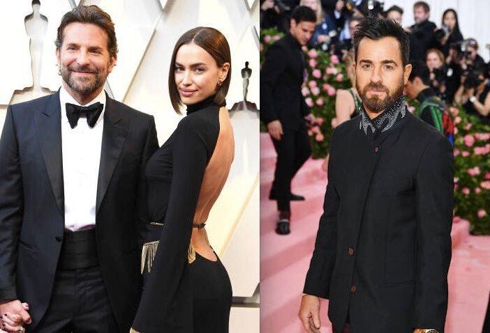 Irina Shayk Bradley Cooper Justin Theroux