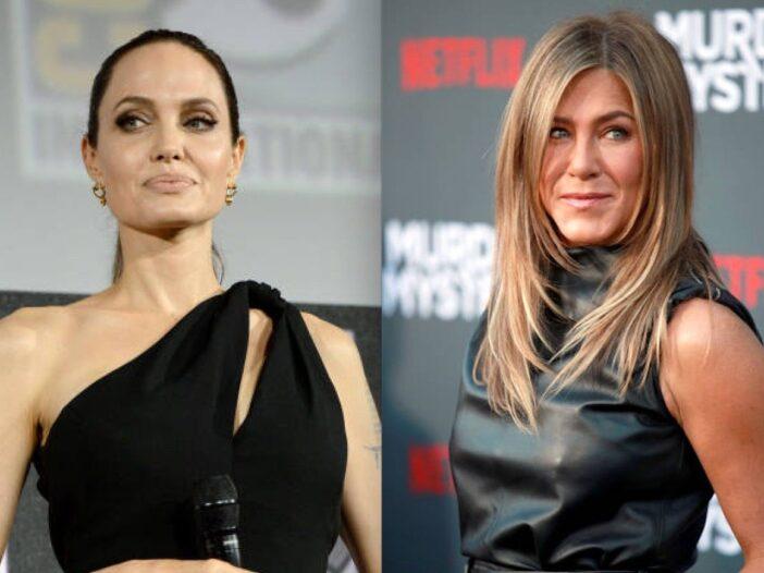Jennifer Aniston Angelina Jolie Feud Truth