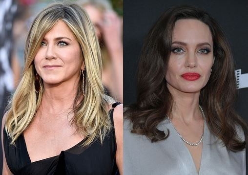 Jennifer Aniston Angelina Jolie Career