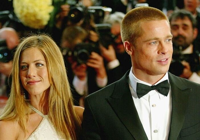 Jennifer Aniston Brad Pitt Baby Daddy