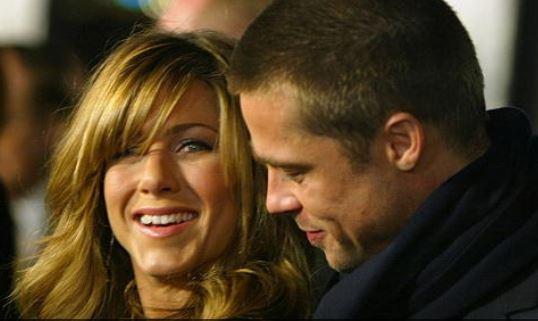 Jennifer Aniston Brad Pitt Fairy Tale