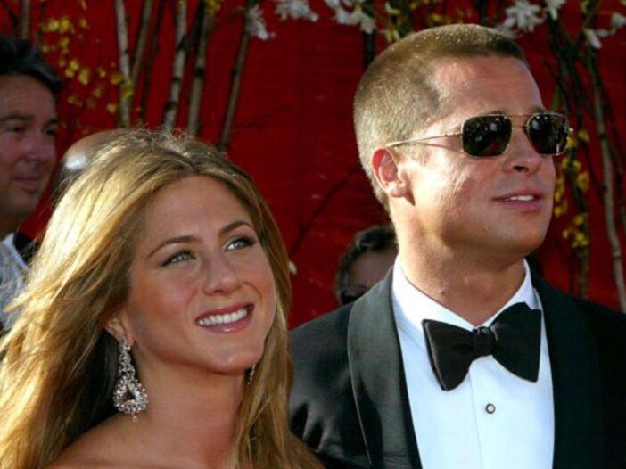 Jennifer Aniston Brad Pitt Girlfriend