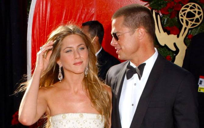 Jennifer Aniston Brad Pitt Movie