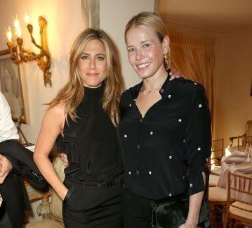 Jennifer Aniston Chelsea Handler Feud