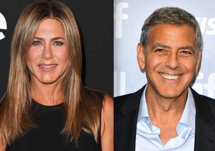 Jennifer Aniston George Clooney Rumors