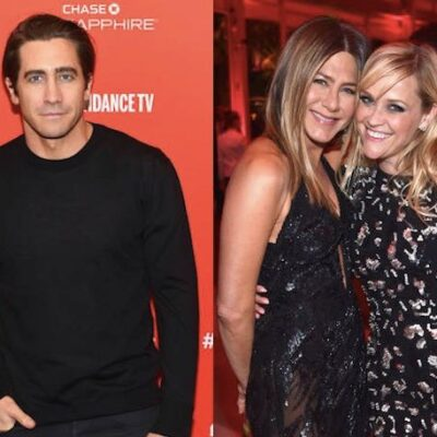 Jennifer Aniston Jake Gyllenhaal Reese Witherspoon