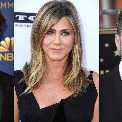 Jennifer Aniston Jimmy Kimmel Jason Bateman