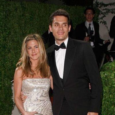 Jennifer Aniston John Mayer Back Together