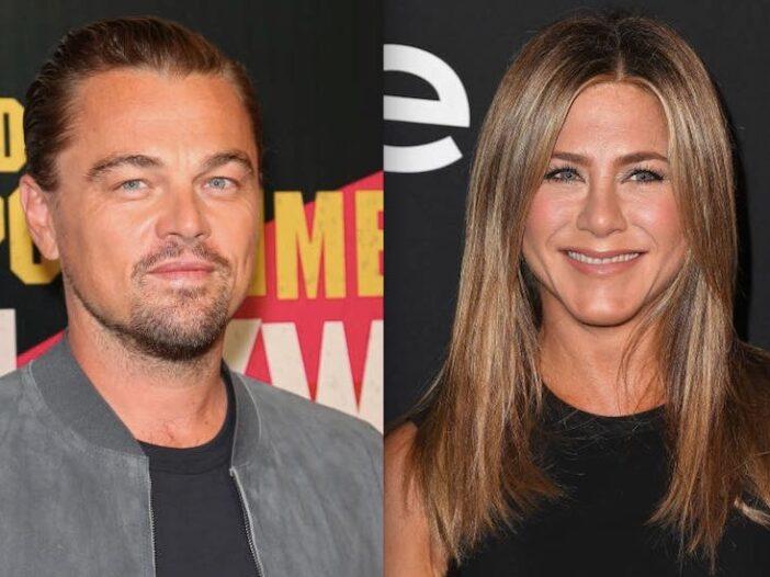 Jennifer Aniston Leonardo DiCaprio Romance