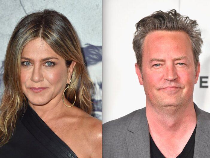Jennifer Aniston Matthew Perry Feud Hate