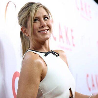Jennifer Aniston Oscars Date