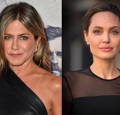 Jennifer Aniston Rejected Angelina Jolie