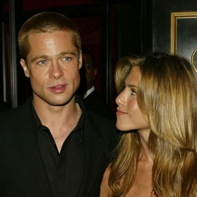Jennifer Aniston Romance Brad Pitt