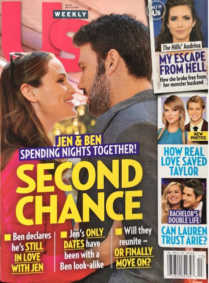 Jennifer Garner Ben Affleck Reuniting Us Weekly