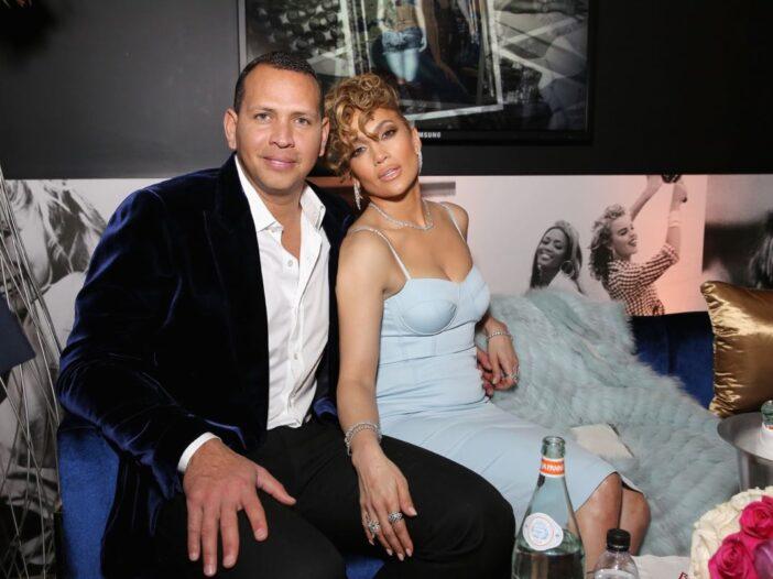 Jennifer Lopez Alex Rodriguez Reality Show