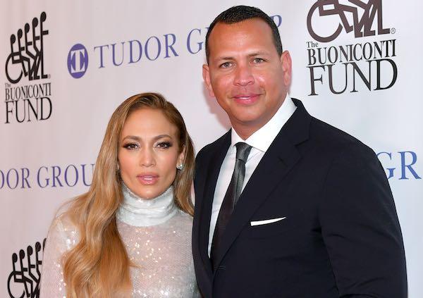 Jennifer Lopez Alex Rodriguez Married