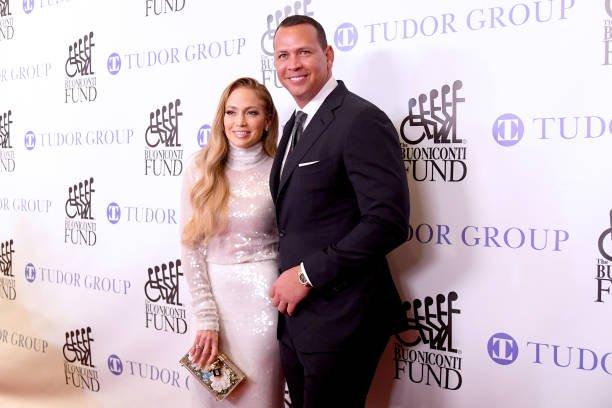 Jennifer Lopez Alex Rodriguez Split Days Away