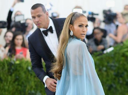 Jennifer Lopez Damage Control Alex Rodriguez