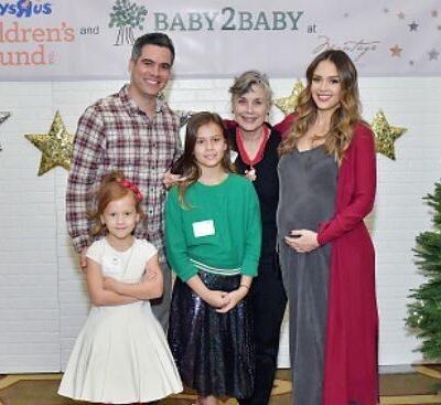 Jessica Alba Baby Save Marriage