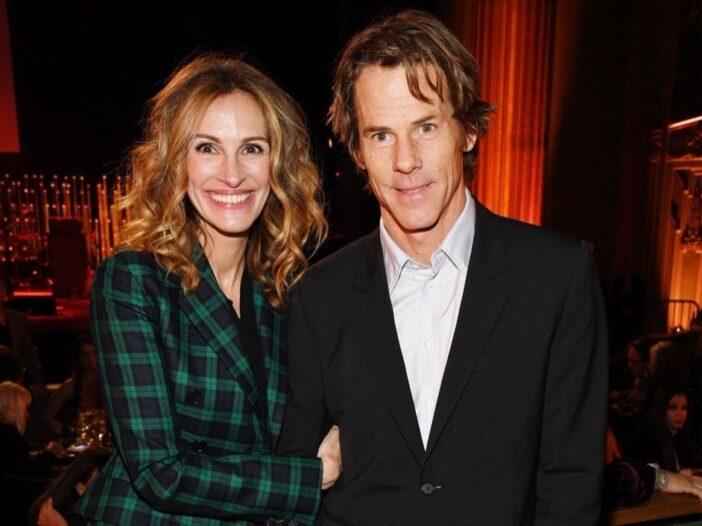 Julia Roberts and Daniel Moder attend CORE Gala: A Gala Dinner to Benefit CORE