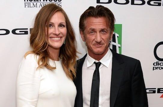 Julia Roberts Sean Penn Danny Moder