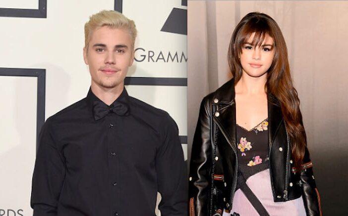 Justin Bieber Selena Gomez run in