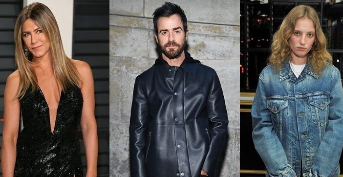 Justin Theroux Cheated Petra Collins