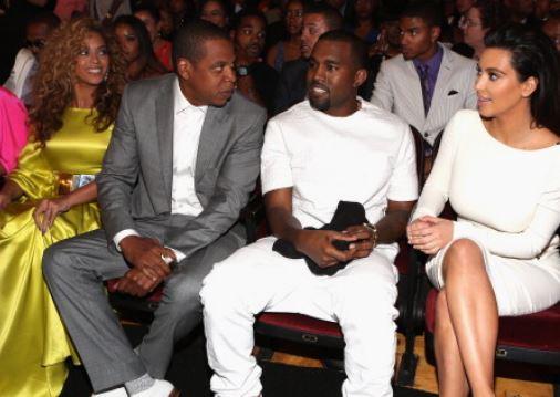 Kanye West Serena Williams Wedding
