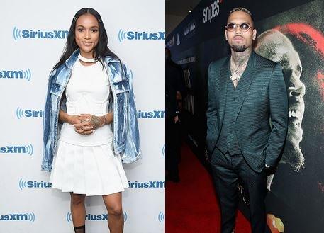 Karrueche Tran Chris Brown Birthday
