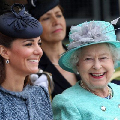 Kate Middleton Feud Queen Elizabeth.