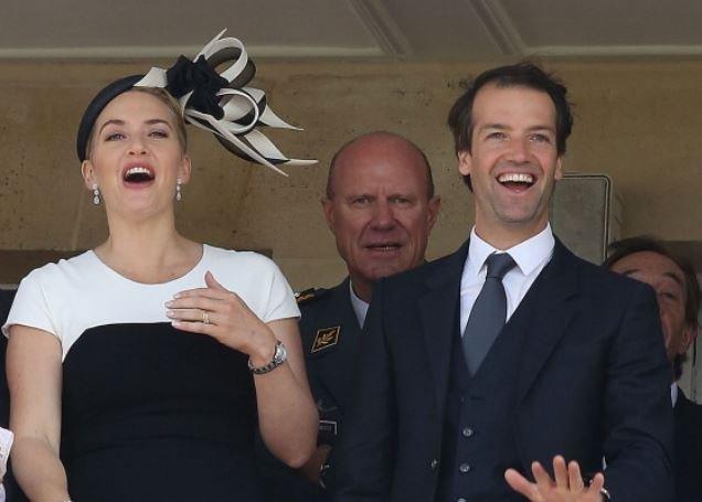 Kate Winslet Net Rocknroll Grow Up