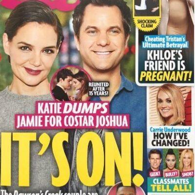 Katie Holmes Dumped Jamie Foxox Joshua Jackson