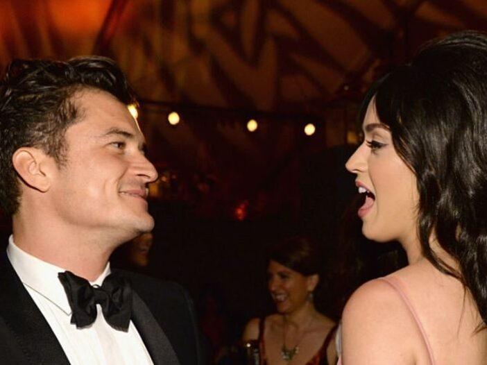 Katy Perry Orlando Bloom Engaged Secret