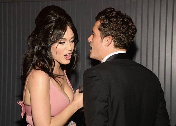 Katy Perry Orlando Bloom Honeymoon Rome