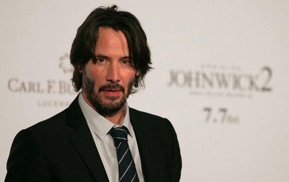 Keanu Reeves Hollywood Elites Blood Babies High