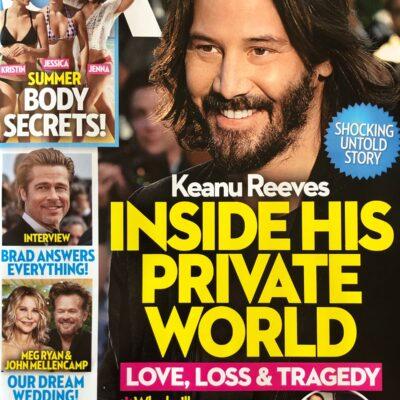 Keanu Reeves Sandra Bullock Halle Berry