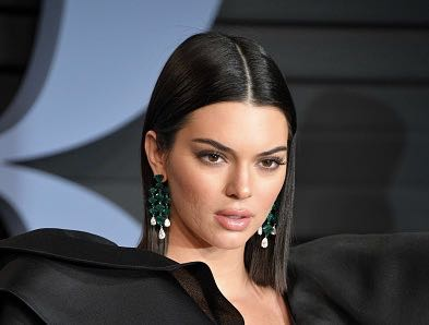 Kendall Jenner Acting Oscars Party