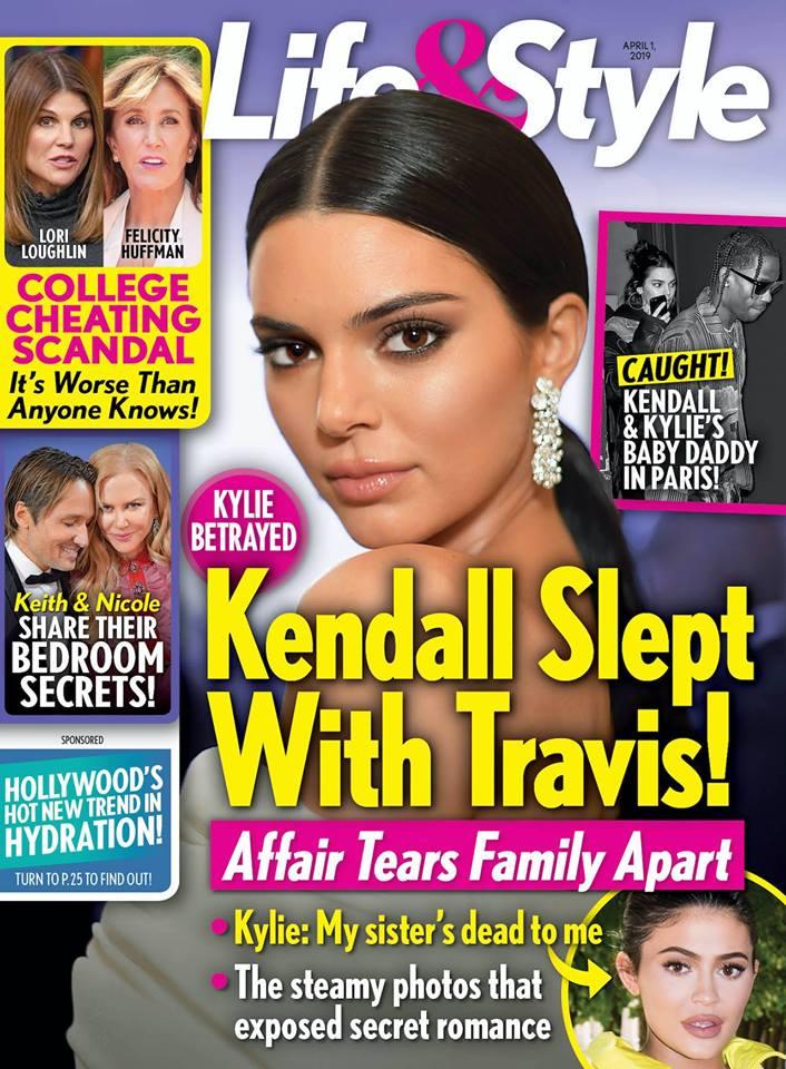 Kendall Jenner Kylie Travis Scott