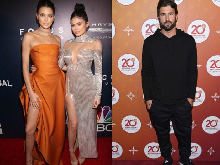 Kendall Kylie Jenner Brody Wedding