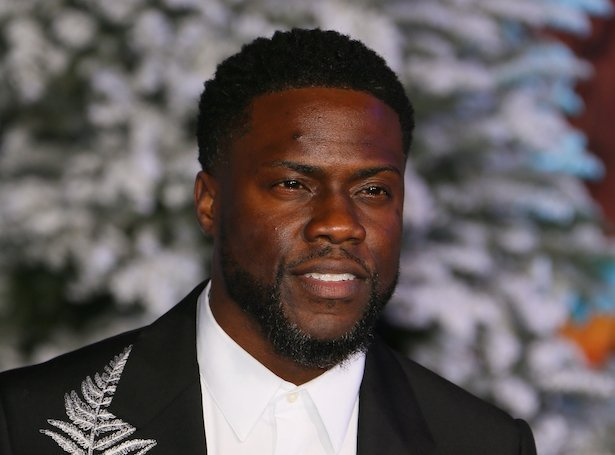 """Kevin Hart at the World Premiere of """"Jumanji: The Next Level"""" at the TCL Chinese theatre in Hollywoo"""