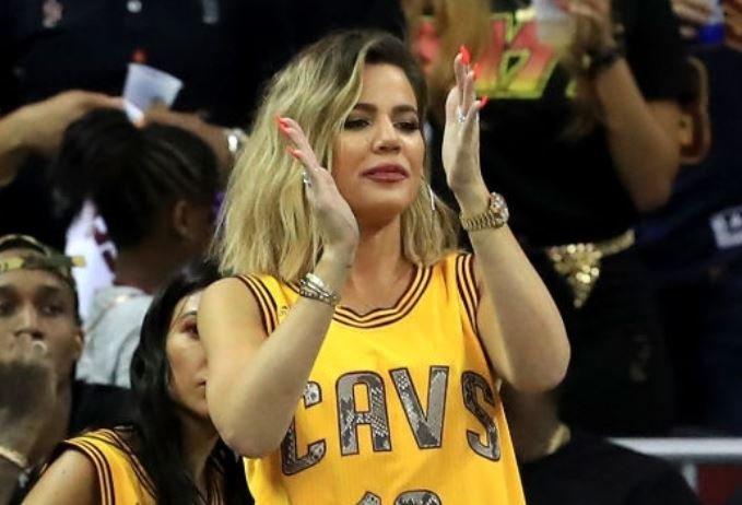 Khloe Kardashian Cavaliers Games