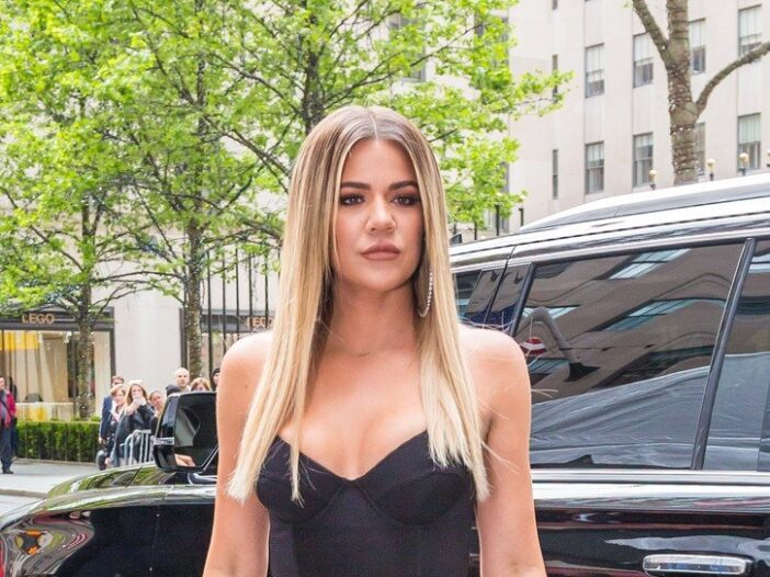 Khloé Kardashian in New York City